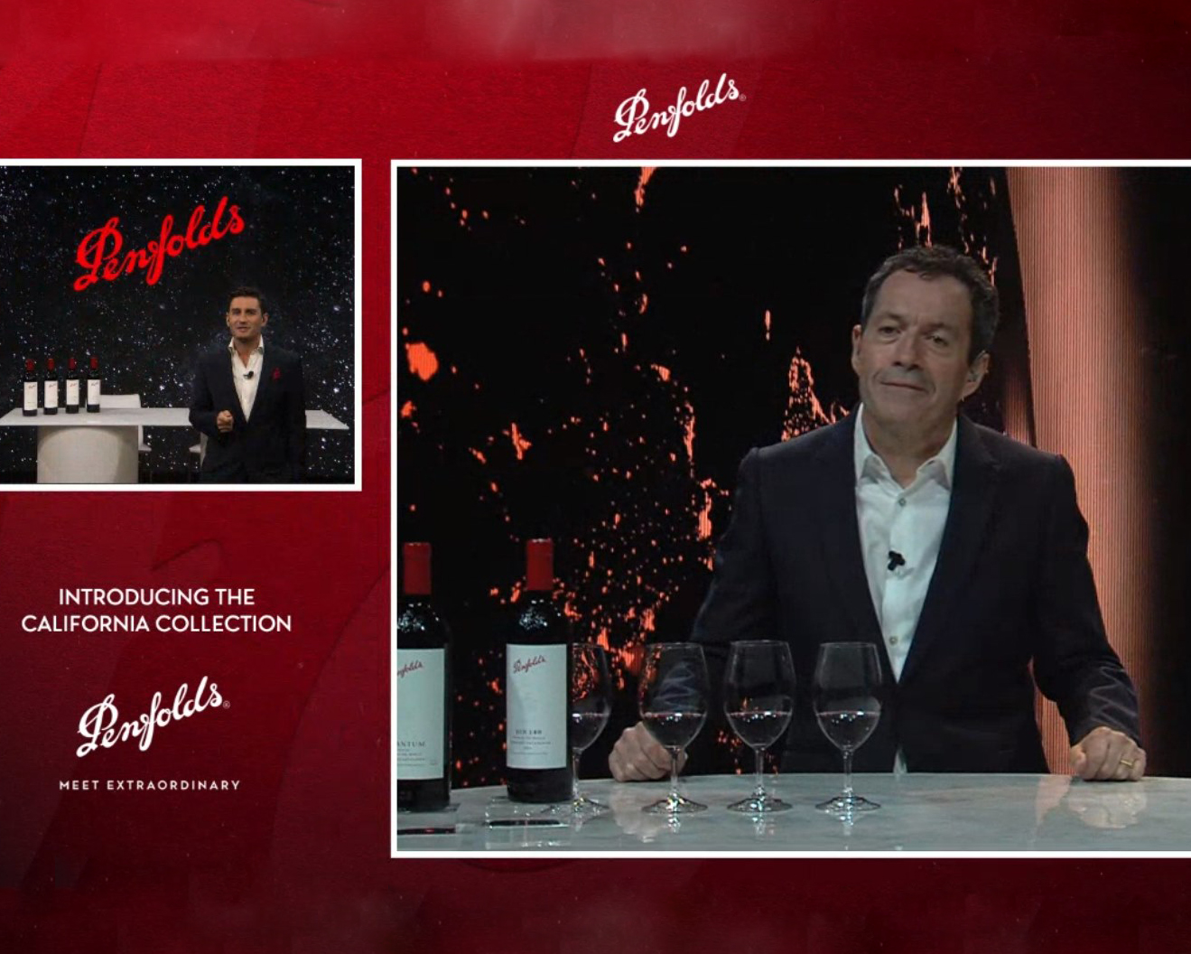 Penfolds California Collection Virtual Launch